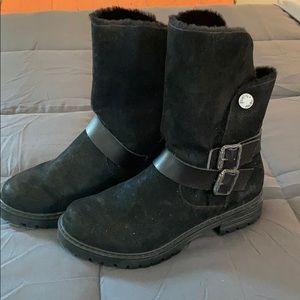 EUC Blowfish Boots